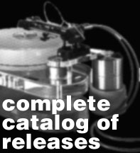 Complete catalog of releases